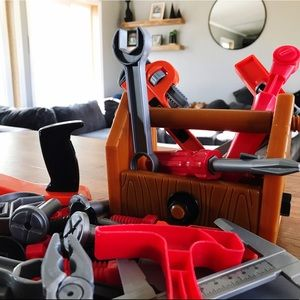kids toy tool set